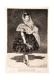 Lola De Valence, 1863 Giclee Print by Edouard Manet