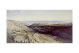 Jerusalem, 1865 Giclée-Druck von Edward Lear