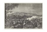 The Battle of the Alma Giclée-Druck von Emile Jean Horace Vernet