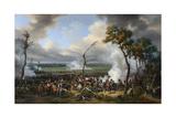 The Battle of Hanau, 1813, 1824 Giclée-Druck von Emile Jean Horace Vernet