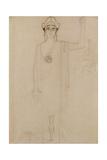 Pallas Athena, 1908 Giclee Print by Egon Schiele