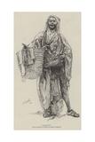 Autolycus Giclee Print by Edwin Austin Abbey
