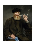 The Smoker, 1866 Giclee Print by Edouard Manet