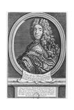Portrait of Jean De La Bruyère Giclee Print by Etienne Jehandier Desrochers