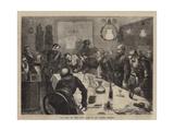 Ich Habe Die Ehre, Mein Name 1st Von Donner Wetter Giclee Print by Edward John Gregory