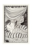Approaching Dawn, 1927 Giclee Print by Eric Gill