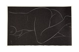 Female Nude Lying 2, 1937 Giclee Print by Eric Gill