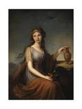 Portrait of Anna Pitt, as Hebe, 1792 Reproduction procédé giclée par Elisabeth Louise Vigee-LeBrun