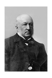 Portrait of Edme Armand Gaston, Duc D'Audiffret Pasquier Giclee Print by Eugene Pirou