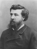 Portrait of Édouard Pailleron Photographic Print by Eugene Pirou
