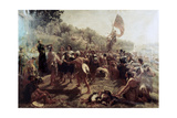 Founding of the Colony of Maryland Giclee Print by Emanuel Gottlieb Leutze