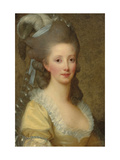 Portrait of a Woman Giclee Print by Elisabeth Louise Vigee-LeBrun