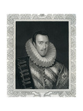 Saint Philip Howard, Earl of Arundel (1557- 95) Giclee Print by Federico Zuccari