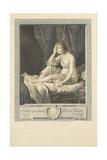 La Vertu Irresolue Giclee Print by Elisabeth Louise Vigee-LeBrun
