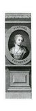 Faustina Bordoni (1697-1781) Giclee Print by Enoch Seeman