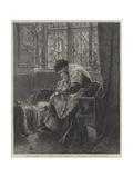 Baby's Corner Giclee Print by Francis John Wyburd