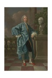 Dr Charles Chauncey, M.D. (1706-77) 1747 Giclee Print by Francis Hayman