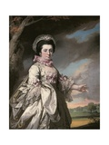 Elizabeth, Lady Jones, 1769 Giclee Print by Francis Cotes