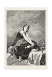 Joan of Arc, 1859 Giclee Print by Francois Leon Benouville