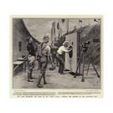 How Good Marksmen are Made in New South Wales, Working the Targets at the Randwick Pits Giclee Print by Frank Dadd