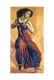 Woman in Ecstasy, 1911 Giclee Print by Ferdinand Hodler