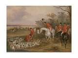 The Death, Bachelor's Hall Giclee Print by Francis Calcraft Turner