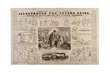 Nashville Union and American Illustrated Tax Payers Guide, C.1869-73 Giclee Print by Frank Bellew