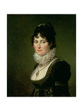 Mary Nisbet, Countess of Elgin, C.1804 Giclee Print by Francois Pascal Simon Gerard