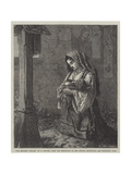 The Mother's Prayer Giclee Print by Francis John Wyburd