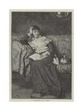 Day-Dreams Giclee Print by Francis John Wyburd