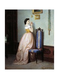 Affection, 1869 Giclee Print by Francesco Beda