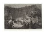 Spanish Scene Giclee Print by Francis William Topham