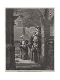 The Convent Shrine Giclee Print by Francis John Wyburd