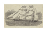 The Sunderland Clipper Barque, Flying Dragon Giclee Print by Edwin Weedon