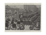 The Funeral of Queen Victoria Giclee Print by Enoch Ward