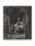 A Fairy Tale Giclee Print by Francis John Wyburd