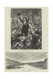 Centenary of the French Revolution Giclee Print by Felix-Joseph Barrias