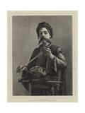 A Bashi-Bazouk Giclee Print by Francis Davis Millet
