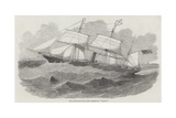 The Australian Royal Mail Steam-Ship Sydney Giclee Print by Edwin Weedon