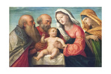 The Circumcision of Jesus Giclee Print by Francesco Bissolo