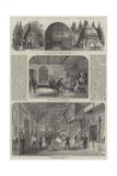 The Paris International Exhibition Giclee Print by Felix Thorigny