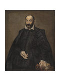 Portrait of a Man, 1570-75 Giclee Print by  El Greco
