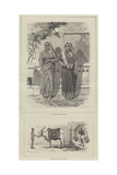 Scenes in India Giclee Print by Emile Theodore Therond