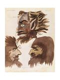 Astaroth Giclee Print by Francis Barrett