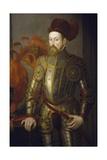 Archduke Ferdinand II (1529-1595) of Austria, 1557 Giclee Print by Francesco Tertius