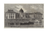 The Palace of the Institute, Paris Giclee Print by Felix Thorigny