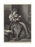 Lady Jane Grey Giclee Print by Francis John Wyburd