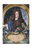 Louis William, Margrave of Baden-Baden (1655-1707) Giclee Print by Elias Christoph Heiss