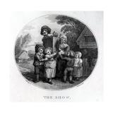 The Peep Show, 1789 Giclee Print by Francis Wheatley