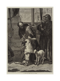 St John's Day, Venice Giclee Print by Francis William Topham